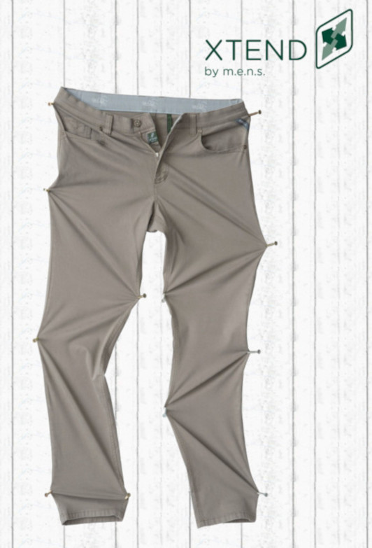 Xtend Hosen Superstretch Stretch Hosen M E N S 5